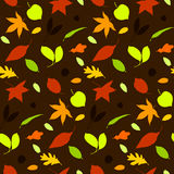 Autumn Background Royalty-vrije Stock Foto