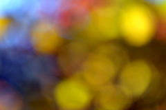 Autumn Background Blur Stock Photo