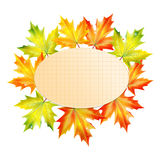 Autumn background Stock Photo