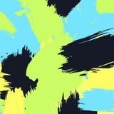 Autumn Background multicolor Bueno para el diseño su oferta de la venta de la caída Modelo del cepillo del extracto del estilo de Imagen de archivo