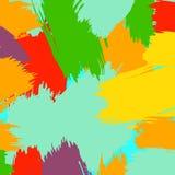 Autumn Background multicolor Bueno para el diseño su oferta de la venta de la caída Modelo del cepillo del extracto del estilo de Imágenes de archivo libres de regalías