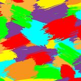 Autumn Background multicolore Bon pour la conception votre offre de vente de chute Modèle de brosse d'abrégé sur style de la rétr Photo libre de droits