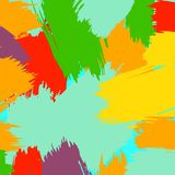 Autumn Background multicolore Bon pour la conception votre offre de vente de chute Modèle de brosse d'abrégé sur style de la rétr Images libres de droits