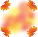 Autumn background, part 3 Royalty Free Stock Photo