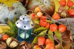thanksgiving, autumn border stock photo