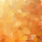 Autumn background template. EPS 10 Royalty Free Stock Photography