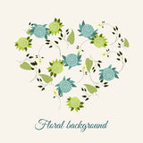 Autumn background vector illustration. Banners set of autumn leaves vector illustration. Background with hand drawn autumn leaves. Design elements. Autumn leaves Royalty Free Stock Image