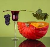 Autumn, balance. Stock Photography