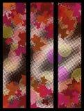 Autumn banners Stock Photos