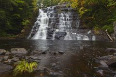 Autumn At Barberville Falls Royalty Free Stock Images
