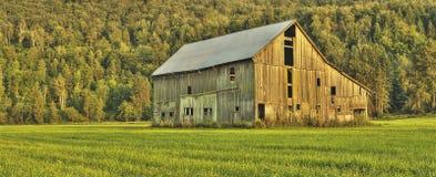 Autumn Barn Old Farm Stock Images