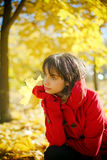 Autumn Beauty Royalty Free Stock Photo