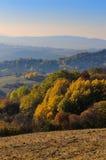 Autumn in Blaufuss. Autumn in Slovakia stock photo