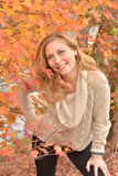 Autumn Blond II Fotografia Stock