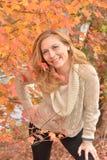 Autumn Blond II Stock Photography