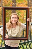 Autumn Blond VI Foto de archivo