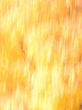 Autumn Blur - giallo, con un pezzo di arancio e di rosso Fotografia Stock