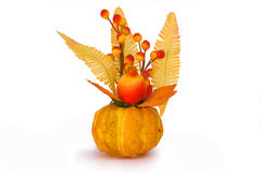 The autumn bouquet Royalty Free Stock Image