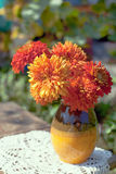 The Autumn bouquet. Royalty Free Stock Photo