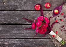 Autumn Bouquet. Royalty Free Stock Images
