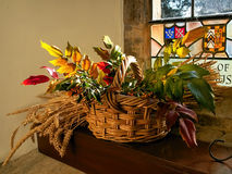 Autumn Bouquet - Church Of St Andrew Stock Photography