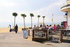 Autumn, Bournemouth, Dorset. Royalty Free Stock Image