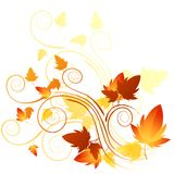 Autumn Breeze Royalty Free Stock Image