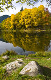 Autumn in Bulgaria Stock Photo