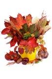 Autumn Bunch Stock Photography