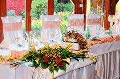 Autumn cake for wedding Royalty Free Stock Photo