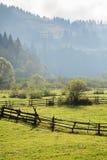 Autumn in the Carpathian Mountains Royalty Free Stock Photos