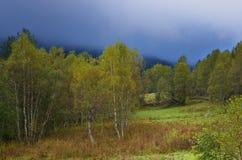 Autumn in Caucasus Royalty Free Stock Photos