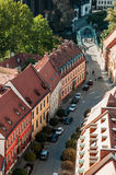 Autumn in the city of Wroclaw Stock Photography