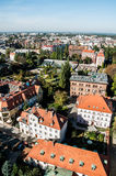 Autumn in the city of Wroclaw Stock Images