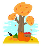 Autumn Clip art Royalty Free Stock Photography