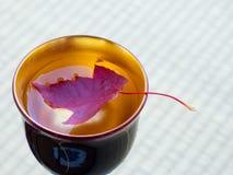 Autumn cocktail Stock Photo