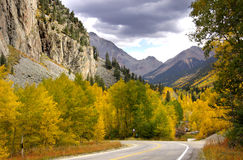 Autumn in Coloradoo Royalty Free Stock Photo