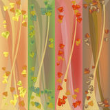 Autumn colorful banners Royalty Free Stock Image