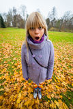 Is this really autumn? Royalty Free Stock Image