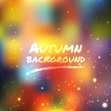 Autumn colors background Stock Photo
