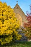 Autumn colors in Ballarat. Australia Landscape : Autumn colors in Ballarat Royalty Free Stock Photography