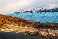 Autumn Colors i Patagonia Royaltyfria Foton