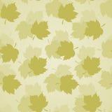 Autumn concept seamless pattern. Royalty Free Stock Photos
