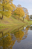 Autumn in copenhagen Stock Image