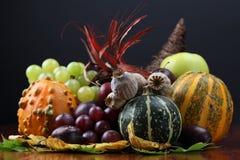 Autumn cornucopia Royalty Free Stock Photography