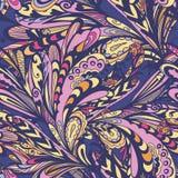 Autumn Creative Abstract Pattern Fotografía de archivo libre de regalías
