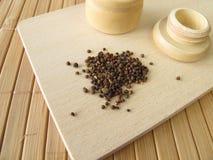 Autumn crocus seeds, Colchici semen Royalty Free Stock Photo