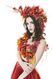 Autumn Crown of Beauty Royalty Free Stock Photo