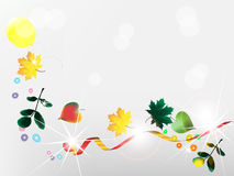 Autumn day Stock Image