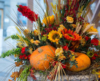 Free Autumn Decoration Bouquet Royalty Free Stock Photography - 79263567